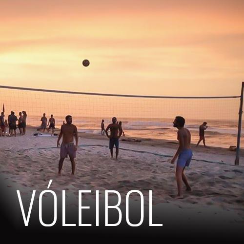 ¿Eres competitivo y te gusta ganar? Está actividad es perfecta para ti! Cada martes tenemos nuestro torneo de Beach Volleyball, donde podrás conocer gente nueva a la vez que puedes ganar una botella de ron para tu equipo!